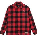 2020 Chicago Bulls Cotton Check Shirt Unisex 3