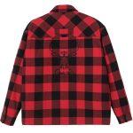 2020 Chicago Bulls Cotton Check Shirt Unisex 4