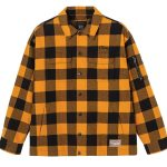 2020 Chicago Bulls Cotton Check Shirt Unisex 5