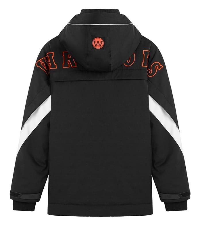 2020 Golden State Warriors Black Jacket Unisex 2