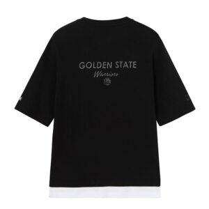 2020 NBA Golden State Warriors Black Grey Tee Unisex 2