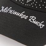 2020 NBA Milwakee Bucks Black Cap 5