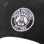 2020 NBA Milwakee Bucks Black Cap 6