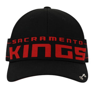 2020 NBA Sacramento Kings Black Cap 2