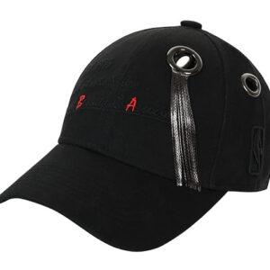 2020 NBA San Antonio Spurs Black Cap 1