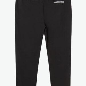 2020 NBA San Antonio Spurs Black Pants 2