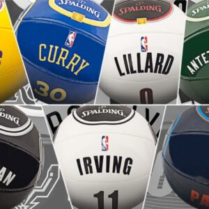 2020 NBA Spalding Basketball Ball 2