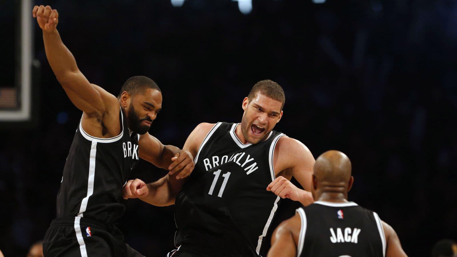 Istoriya basketbolnogo kluba Brooklyn Nets Reformy i neudachi