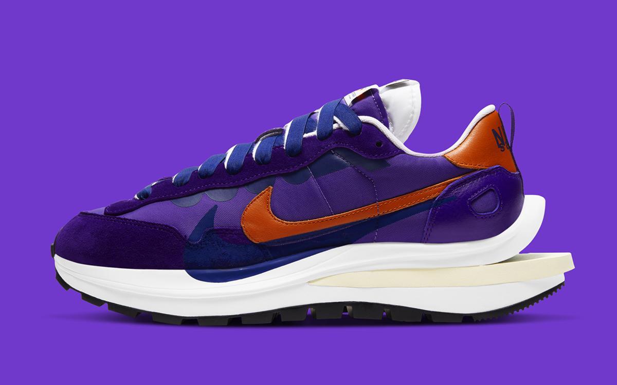 Kollektsiya sacai x Nike VaporWaffle vyjdet 27 aprelya