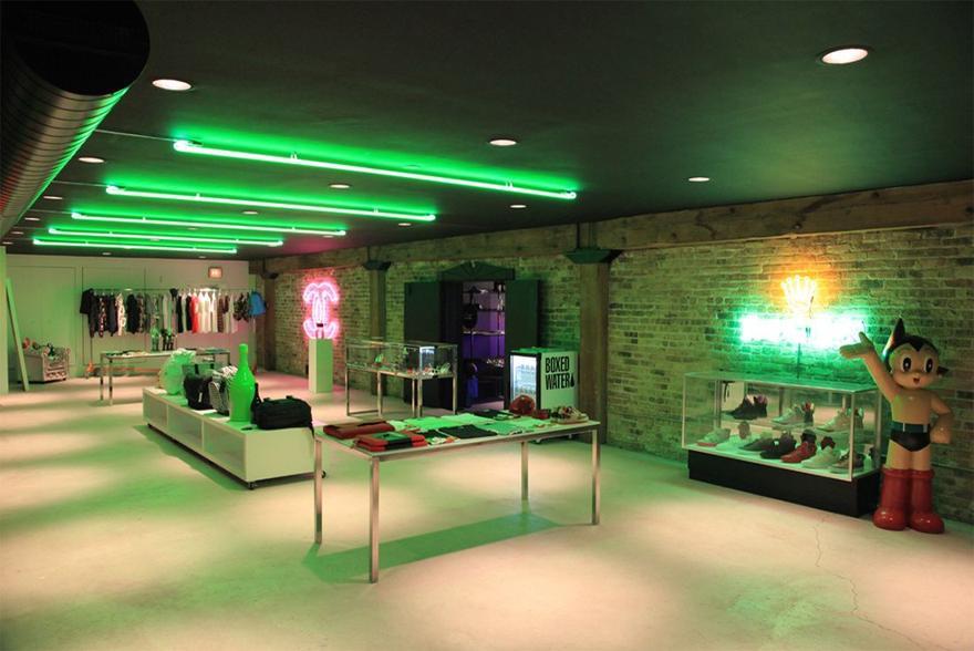 Magaziny krossovok v CHikago kotorye stoit posetit RSVP Gallery