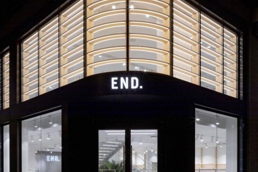 Magaziny krossovok v Londone kotorye stoit posetit END. Soho 1