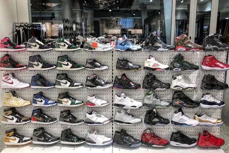Magaziny krossovok v Melburne kotorye Vam stoit posetit Secret Sneaker Store Melbourne Central 1