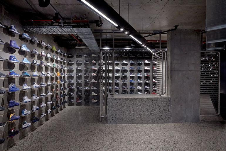 Magaziny krossovok v Melburne kotorye Vam stoit posetit Sneakerboy Flagship Store 256 Little Bourke Street 2
