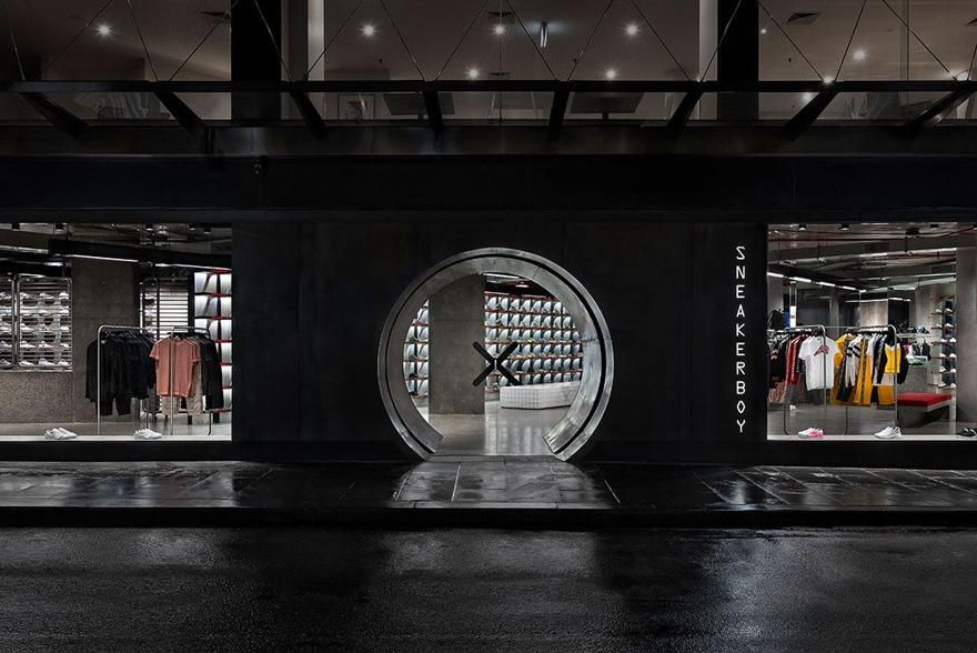 Magaziny krossovok v Melburne kotorye Vam stoit posetit Sneakerboy Flagship Store 256 Little Bourke Street