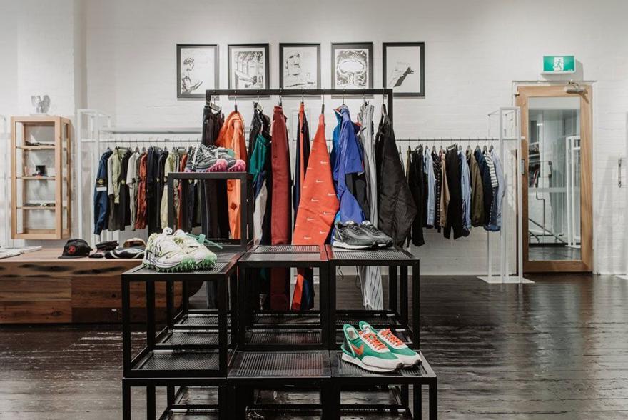 Magaziny krossovok v Melburne kotorye Vam stoit posetit Supply Store 29A Sutherland Street