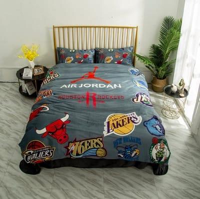 NBA Bed Linen Multicolor 10