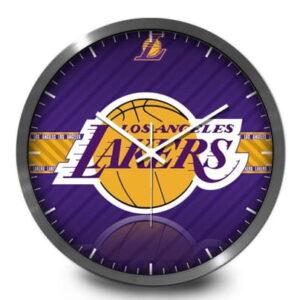 NBA Lakers Wall Clock 1