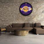 NBA Lakers Wall Clock 4