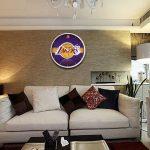 NBA Lakers Wall Clock 5
