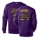 NBA Players Numbers Multicolor Sweatshirt 10