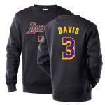 NBA Players Numbers Multicolor Sweatshirt 11
