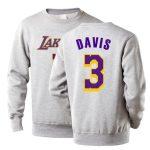 NBA Players Numbers Multicolor Sweatshirt 12