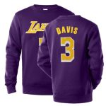 NBA Players Numbers Multicolor Sweatshirt 13