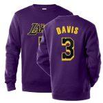NBA Players Numbers Multicolor Sweatshirt 14