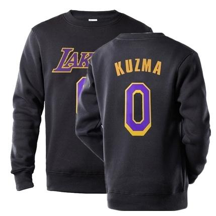 NBA Players Numbers Multicolor Sweatshirt 15