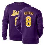 NBA Players Numbers Multicolor Sweatshirt 20