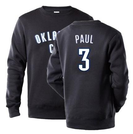 NBA Players Numbers Multicolor Sweatshirt 21
