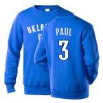 NBA Players Numbers Multicolor Sweatshirt 22