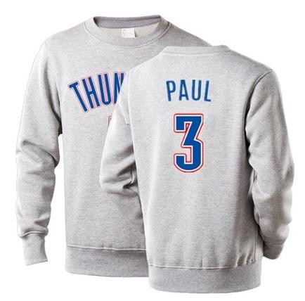 NBA Players Numbers Multicolor Sweatshirt 23