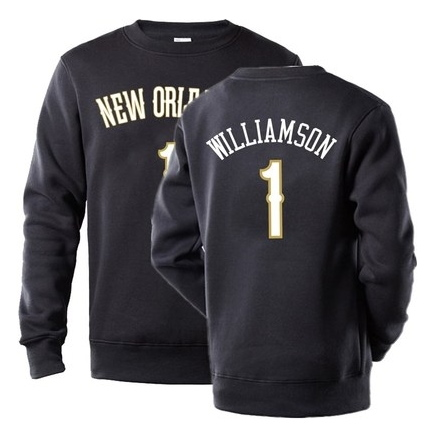 NBA Players Numbers Multicolor Sweatshirt 30