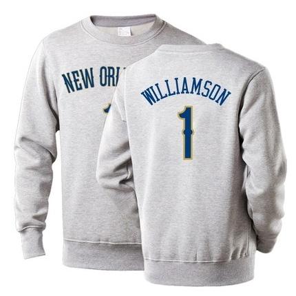 NBA Players Numbers Multicolor Sweatshirt 32