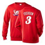 NBA Players Numbers Multicolor Sweatshirt 34