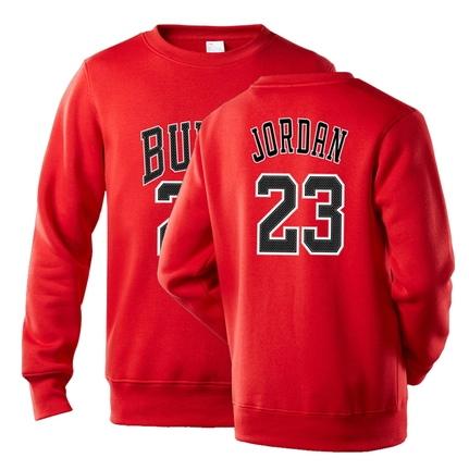 NBA Players Numbers Multicolor Sweatshirt 37