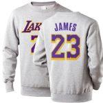 NBA Players Numbers Multicolor Sweatshirt 4