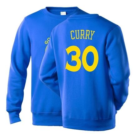 NBA Players Numbers Multicolor Sweatshirt 40