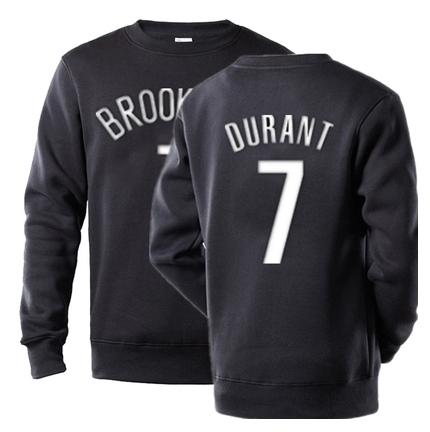 NBA Players Numbers Multicolor Sweatshirt 47