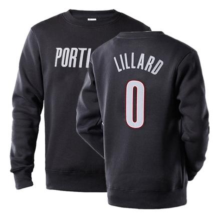 NBA Players Numbers Multicolor Sweatshirt 59