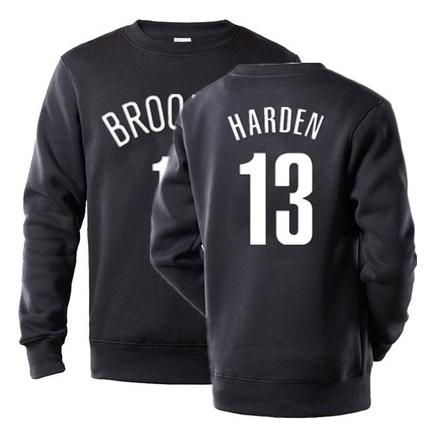 NBA Players Numbers Multicolor Sweatshirt 60