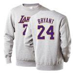 NBA Players Numbers Multicolor Sweatshirt 7