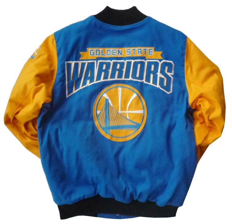 NBA Teams Multicolor Bomber Jackets 11