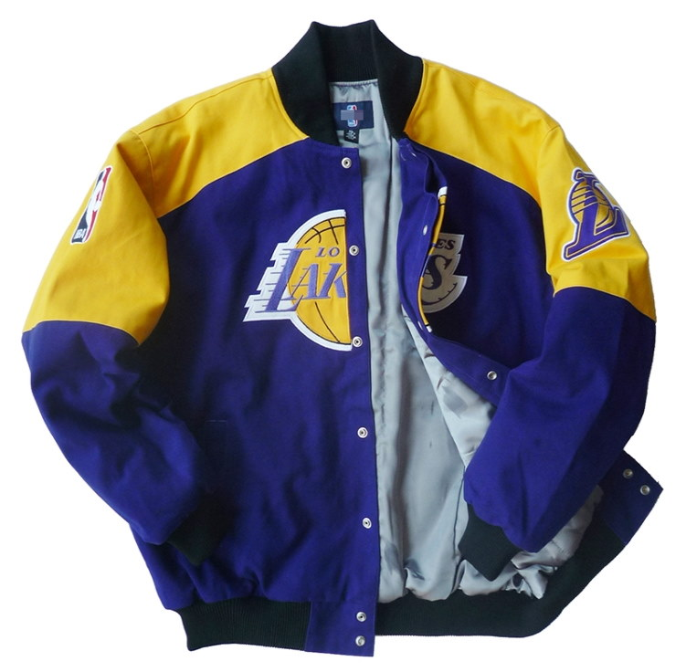 NBA Teams Multicolor Bomber Jackets 14