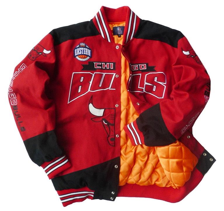 NBA Teams Multicolor Bomber Jackets 4
