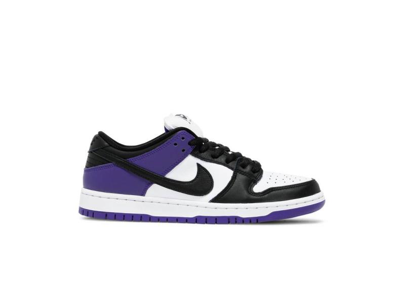Nike Dunk Low SB Court Purple