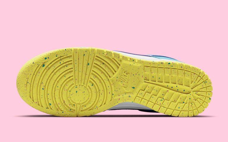 Pervye fotografii Nike Dunk Low Easter 5