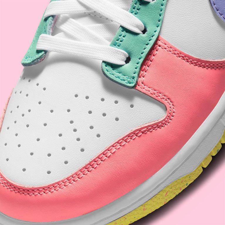Pervye fotografii Nike Dunk Low Easter 7