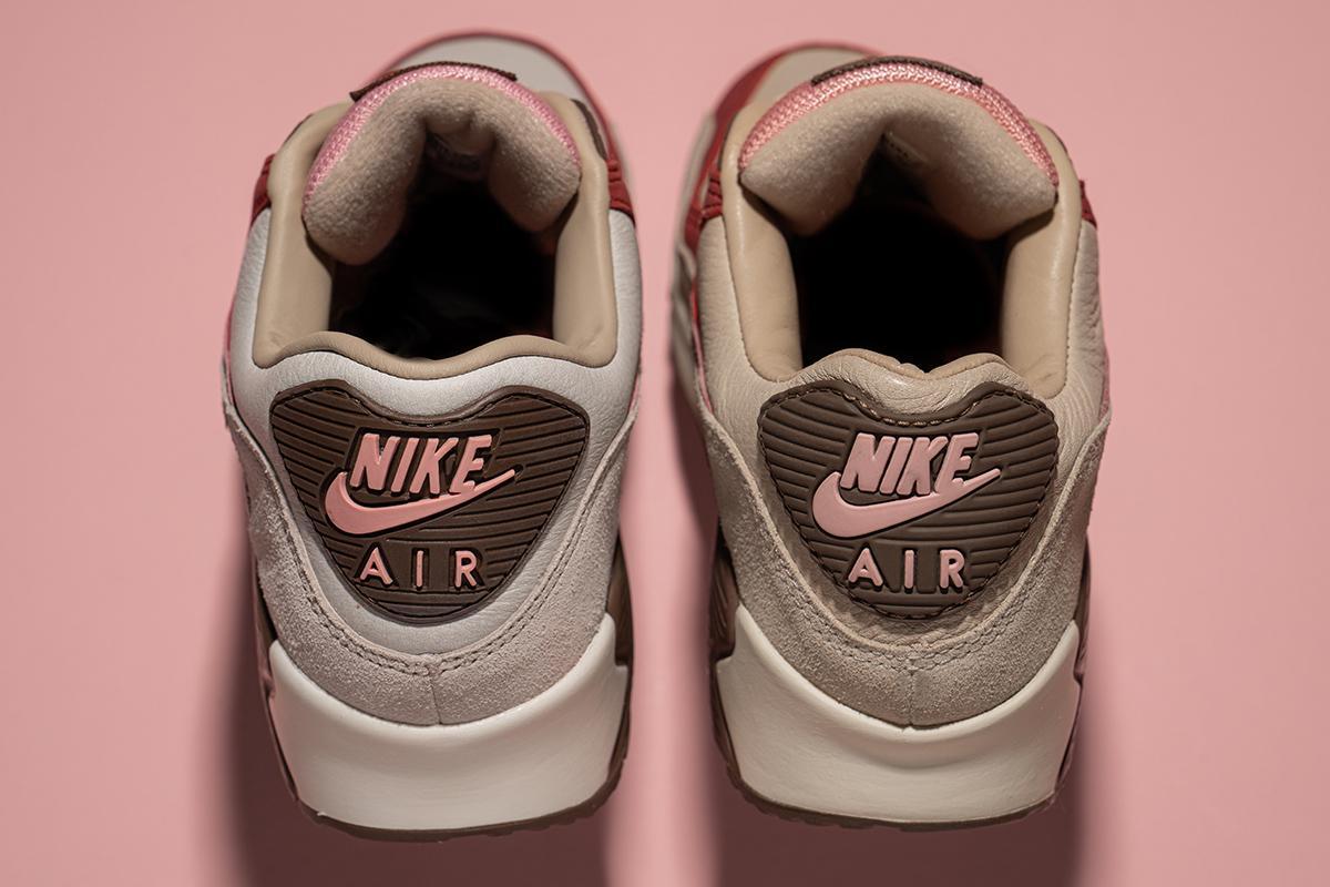 Po prezhnemu vkusnyj vozvrashhenie Nike Air Max 90 Bacon 6